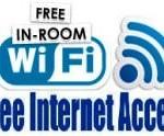 FREE IN-ROOM WI FI